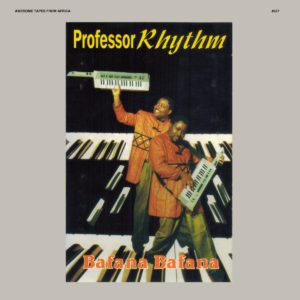 Awesome Tapes From Africa reissues Professor Rhythm's